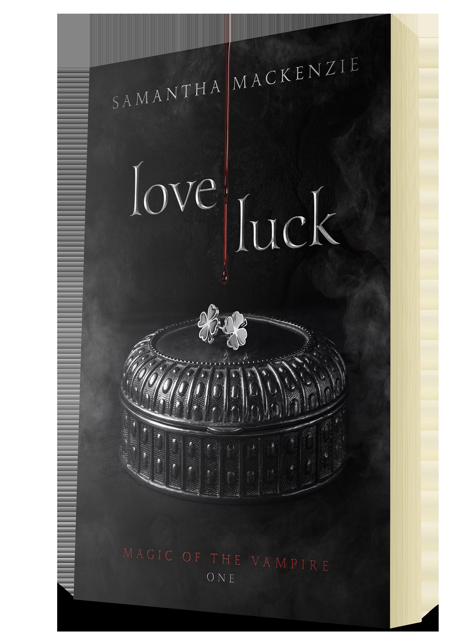 Samantha MacKenzie Magic of the Vampire One Love/Luck