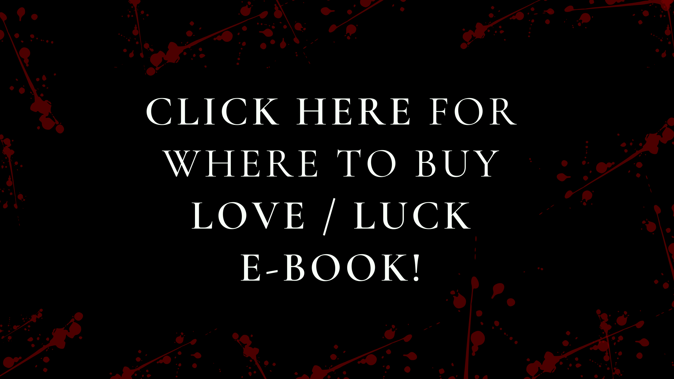 Where to buy Love / Luck Magic of the Vampire by Samantha MacKenzie