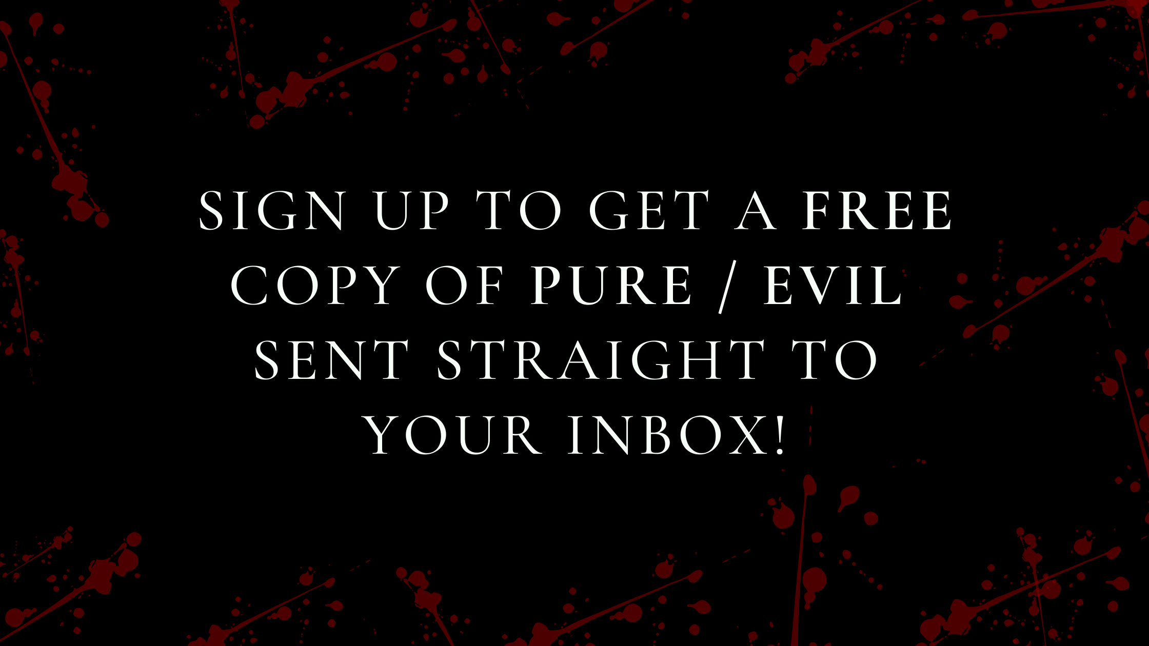 Pure Evil Magic of the Vampire sign up free copy